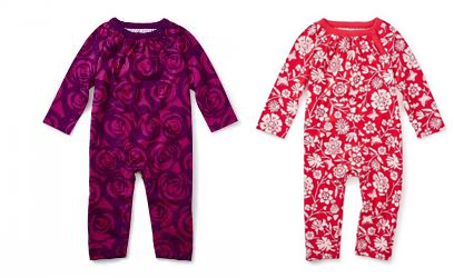 Tea Collection Recalls Children's Rompers Due to Choking Hazard