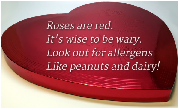 NIH-Valentine's Day Food Allergies