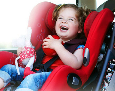 Target is giving 20% coupon to trade your child's car seat in on new one