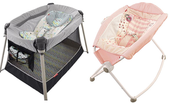 Recall: Fisher-Price Sleepers