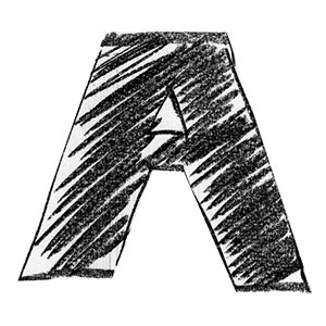 The Letter A is putting the baby to sleep Alon