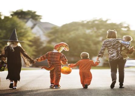 Celebrating Halloween 2020 looks different for each family