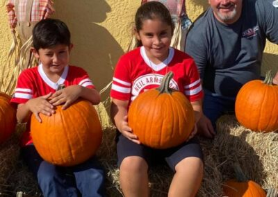 Pumpkin Patch at EduCare.